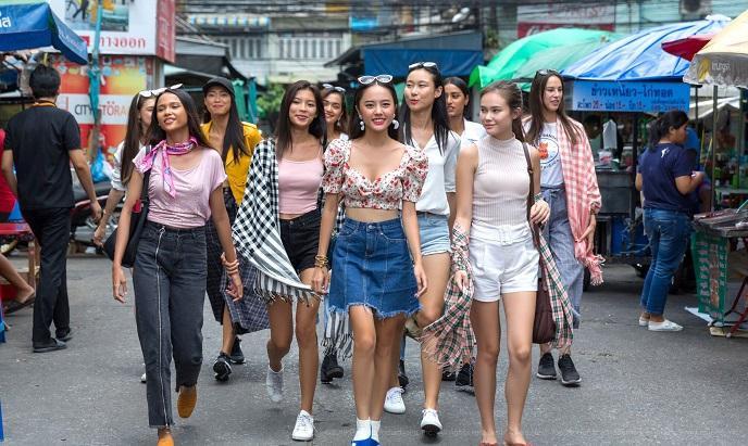 Dàn thí sinh Asia's Next Top Model 2018 hào hứng với buổi makeover trong tập 2