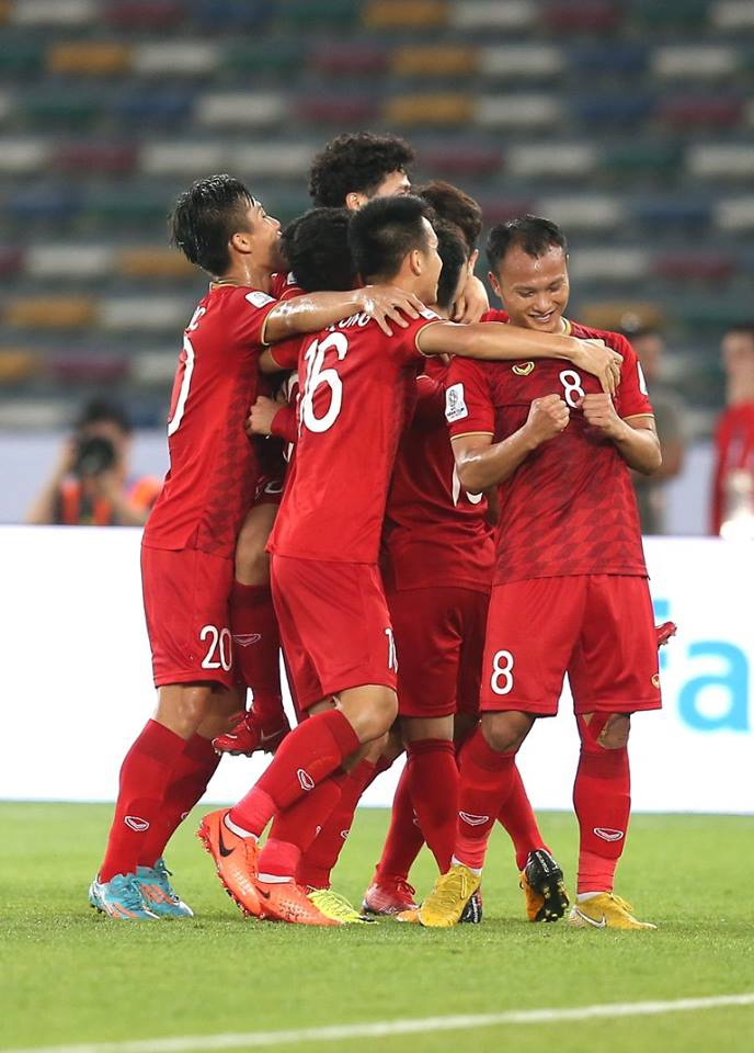 Việt Nam đụng Jordan ở vòng 1/8.
