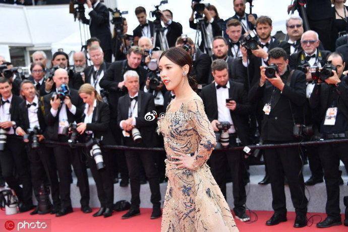 Thảm họa thảm đỏ đến từ Trung Quốc liên tục xuất hiện tại LHP Cannes 2019 ảnh 0