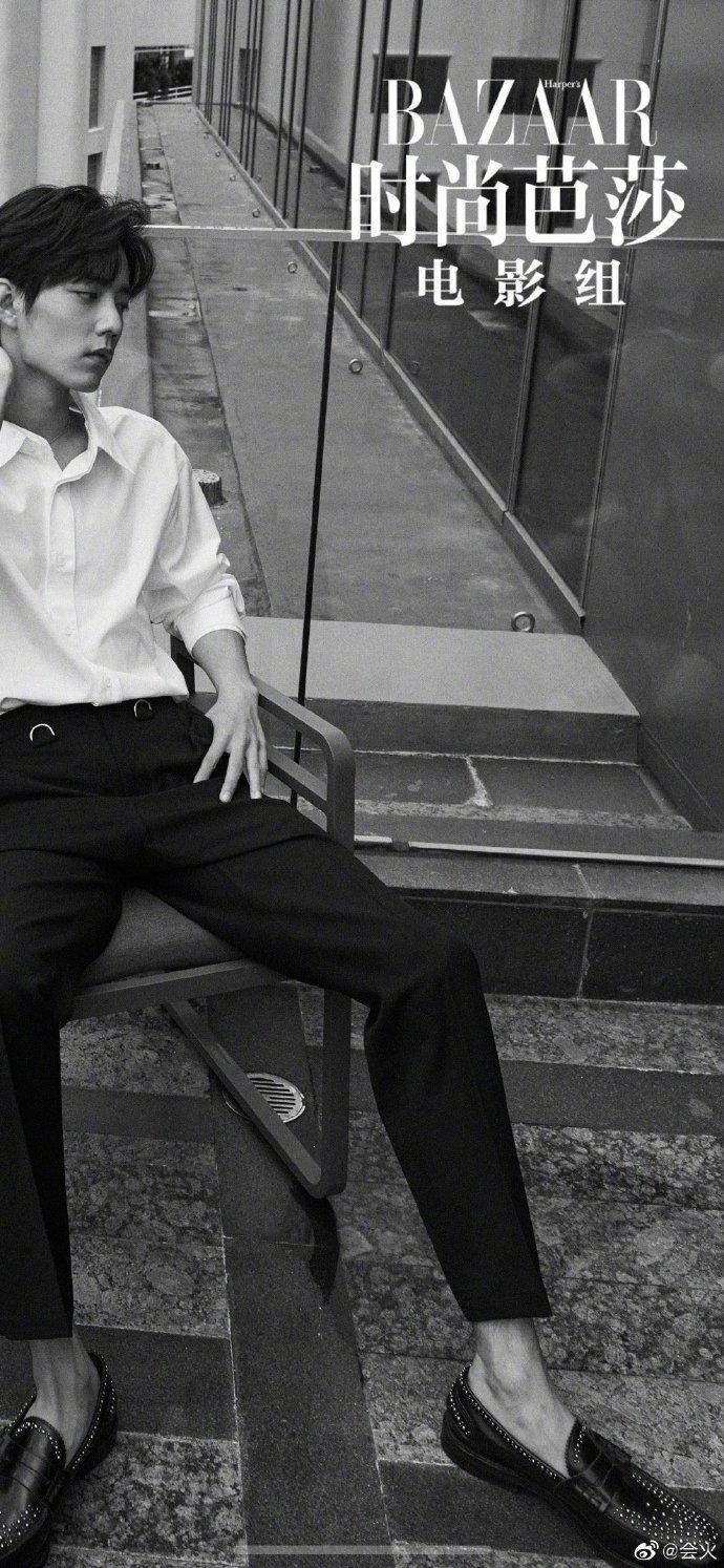 Fan-meeting Trần tình lệnh: Tiêu Chiến, Vương Nhất Bác cùng diện áo sơ-mi trắng chuẩn soái ca ảnh 11