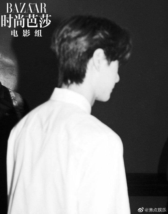 Fan-meeting Trần tình lệnh: Tiêu Chiến, Vương Nhất Bác cùng diện áo sơ-mi trắng chuẩn soái ca ảnh 5