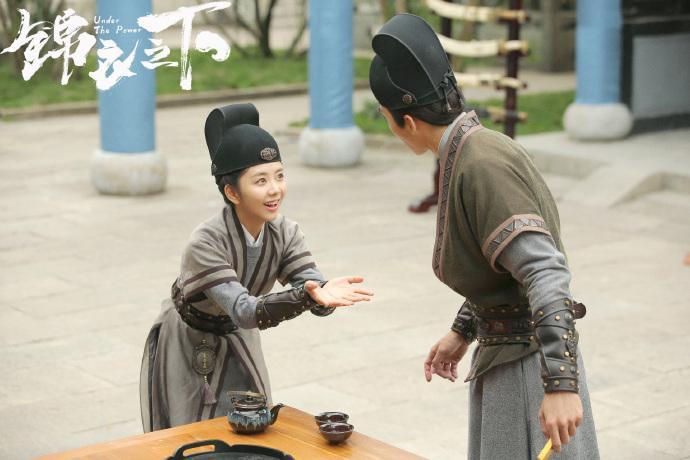 Các nữ bổ khoái tài giỏi trong phim truyền hình Trung Quốc: Không phải ai cũng lầy lội như Viên Kim Hạ trong 'Cẩm Y Chi Hạ' ảnh 17