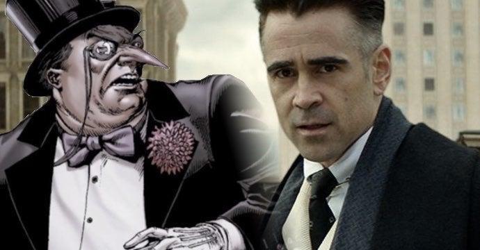 Nam diễn viên Colin Farrell sẽ vào vai Penguin