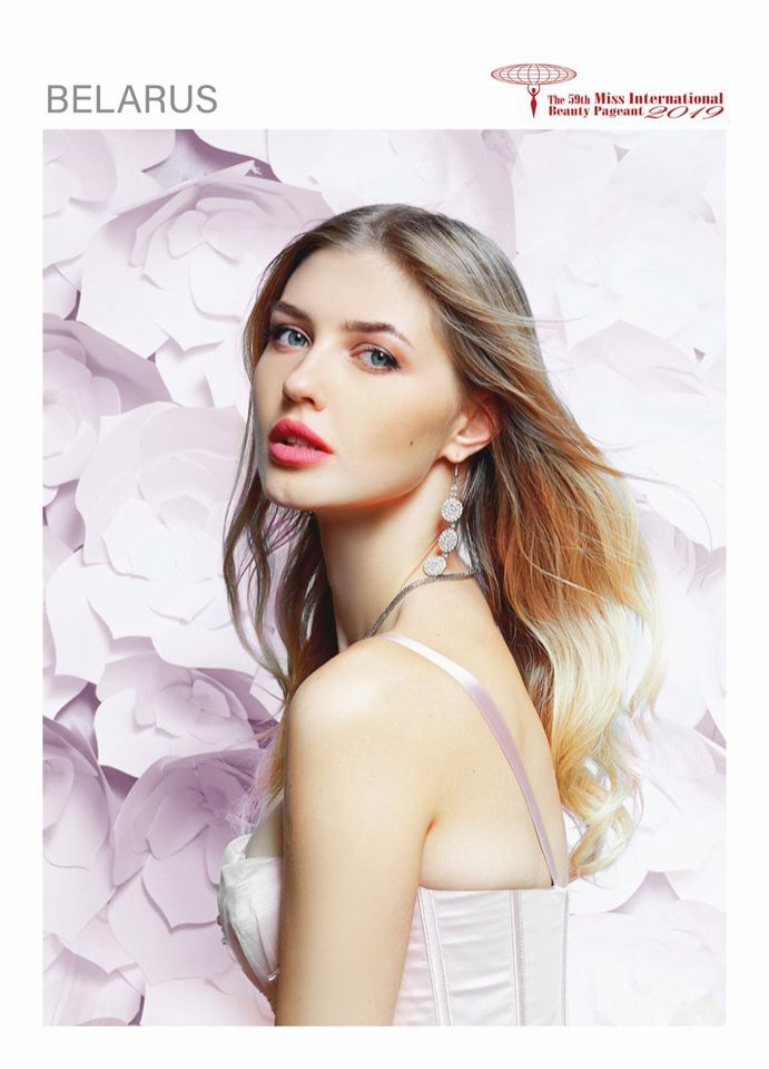 Trong BXH mới nhất của Missosology, đại diện Belarus được dự đoán sẽ chiến thắng cuộc thi năm nay bởi vẻ đẹp quyến rũ và sang trọng.