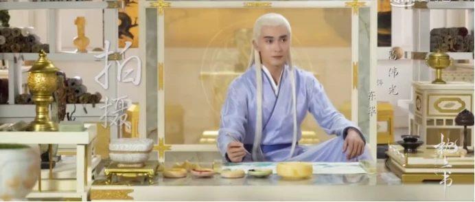 Nhan sắc của Cao Vỹ Quang bị chê già, không xứng với Địch Lệ Nhiệt Ba trong Tam sinh tam thế: Chẩm thượng thư ảnh 8