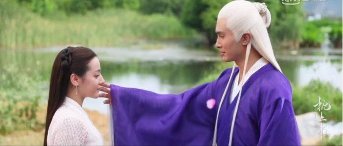 Nhan sắc của Cao Vỹ Quang bị chê già, không xứng với Địch Lệ Nhiệt Ba trong Tam sinh tam thế: Chẩm thượng thư ảnh 7