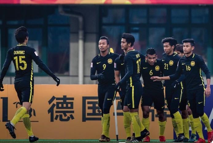 U23 Malaysia giành vé vào tứ kết U23 châu Á.