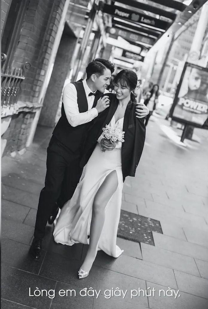 Ngắm nhìn loạt ảnh cưới hạnh phúc của Đông Nhi  Ông Cao Thắng trước thềm hôn lễ thế kỷ 9/11 ảnh 23