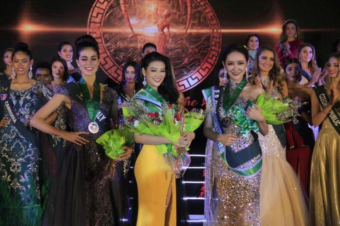 Mang tiếng âm thầm mua giải, Hoa hậu Trái đất Phương Khánh tự làm được gì tại Miss Earth 2018? ảnh 5