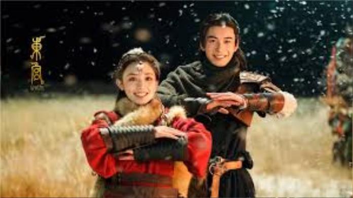 Năm phim truyền hình cổ trang Hoa ngữ đang phát sóng, tác phẩm nào đáng xem hơn cả? ảnh 35