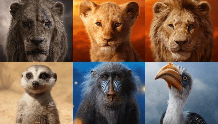 Những hình ảnh đẹp lung linh của các nhân vật trong phiên bản chuyển thể.