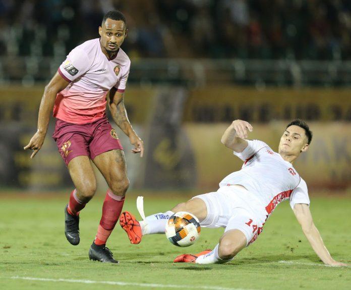 Pedro Paulo là chân sút người Brazil đáng sợ nhất V.League mùa này.