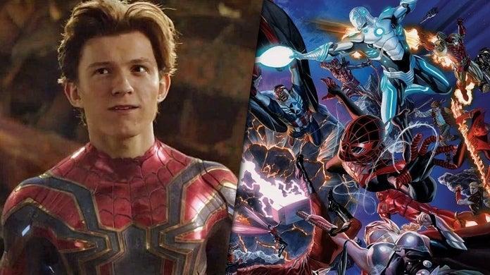 Bộ phim cuối cùng của Spider-Man trong MCU sẽ là? ảnh 4
