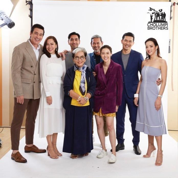 Mọt phim Thái không nên bỏ lỡ 9 phim truyền hình được đánh giá sẽ vực dậy rating đài 3 trong năm 2020 ảnh 5