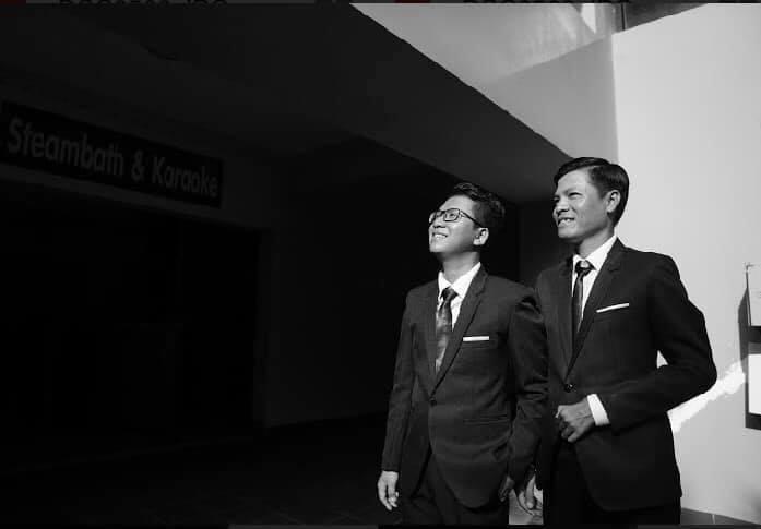 Đây không chỉ là ngày vui của anh Hưng và anh Vinh, mà còn là của chung cộng đồng LGBT.