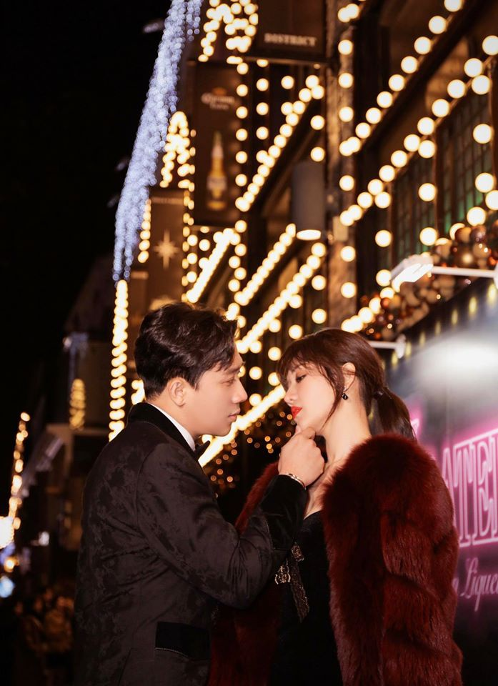 Đăng ảnh cực sang nhưng vợ chồng Trấn Thành Hari Won lại bị soi photoshop quá liều ảnh 2