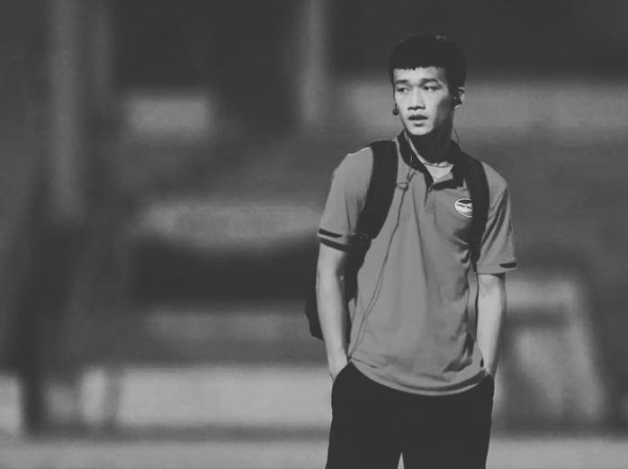 Một nhân tố mới bí ẩn của đội tuyển U23 Việt Nam.