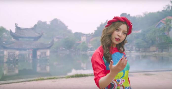 MV đầu tay của Nhật Lệ nhận nhiều ý kiến trái chiều về giọng hát.
