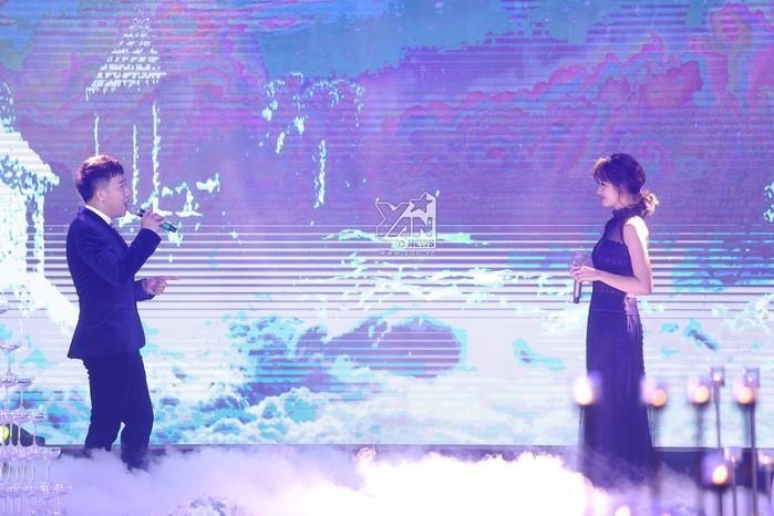 Cặp đôi nổi tiếng từng hát mừng hạnh phúc của em gái Huỳnh Mi.