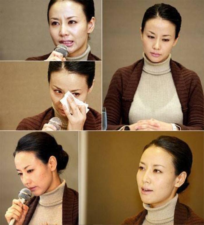 Nữ diễn viên Hàn tủi hổ vì ngoại tình.