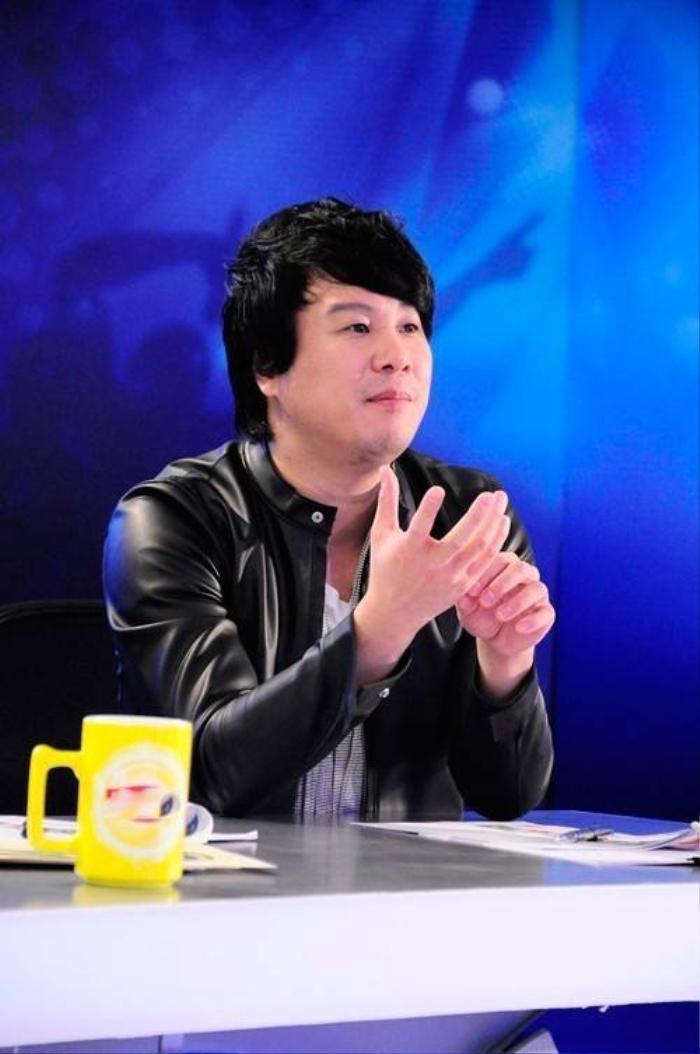 Thanh Bùi phủ nhận việc vợ mang bầu 5 tháng