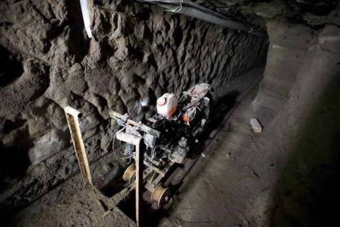 Hành trình 27 năm thành 'chúa tể đường hầm' của trùm ma túy