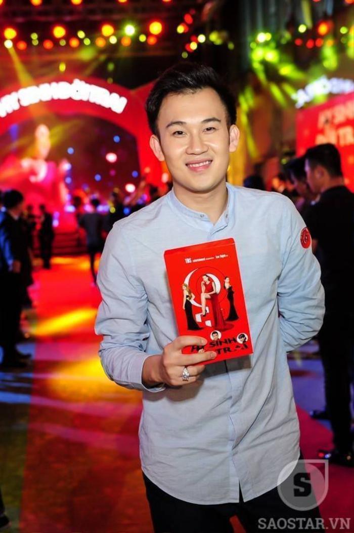 Ca sĩ Dương Triệu Vũ.
