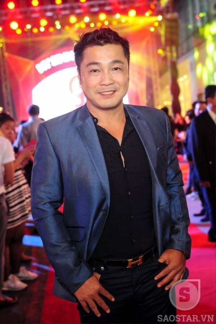 Diễn viên Lý Hùng.