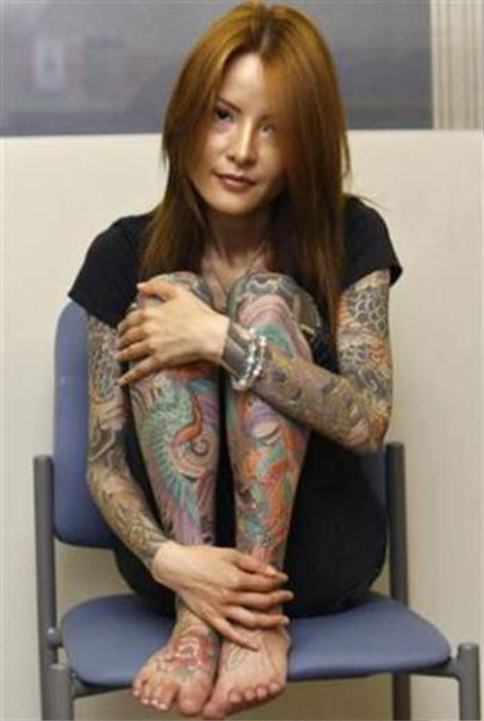 Shoko từng nghiện ma túy, bị lạm dụng tình dục, bị đánh đập dã man. Ảnh: Reuters