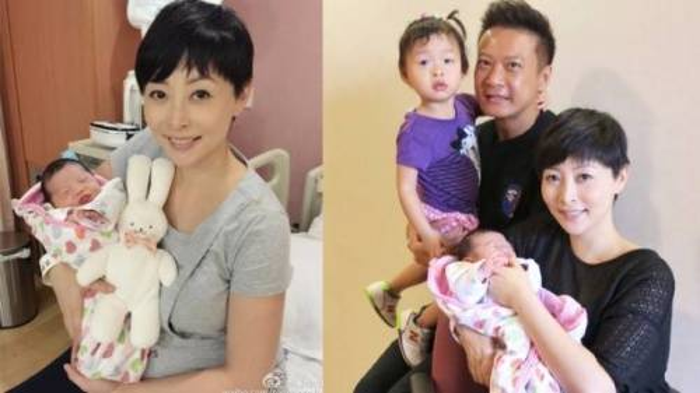 Nhiều người hy vọng em bé thứ hai của cô sẽ sáng sủa hơn, tránh cho người đẹp gặp nghi vấn dao kéo.