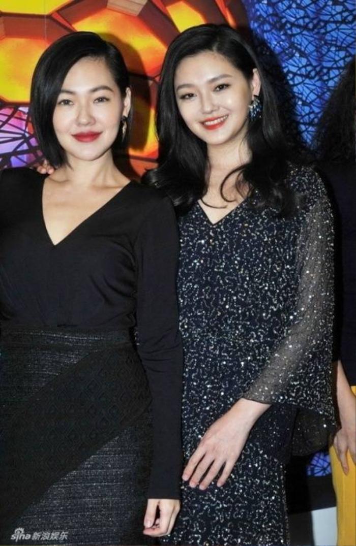 Chị em Tiểu S - Đại S xinh đẹp có tiếng trong showbiz.