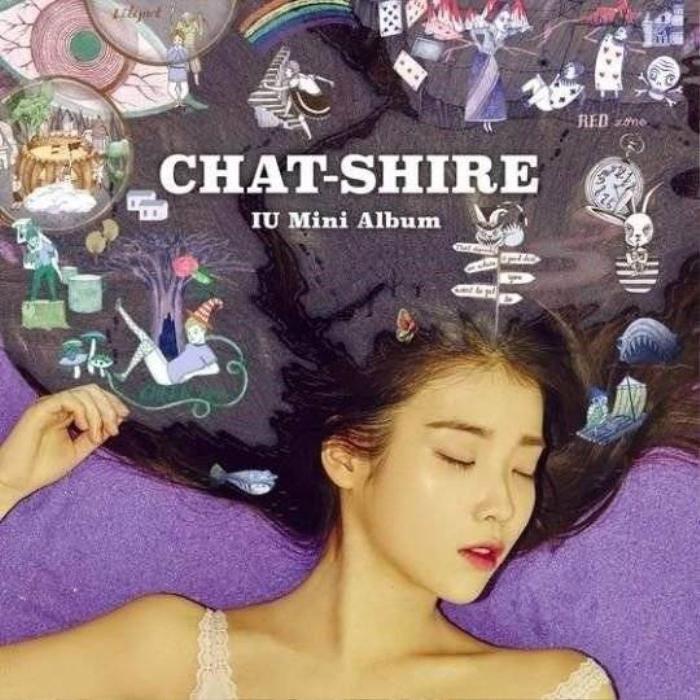 IU với album mới Chat-Shire đang gây tranh cãi dữ dội.