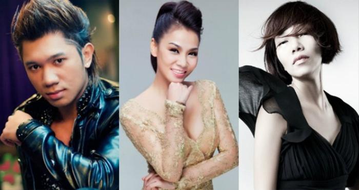 Lương Bằng Quang, Thu Minh và Trần Thu Hà là các ca sĩ đi tiên phong trong việc thực hiện album nhạc điện tử.
