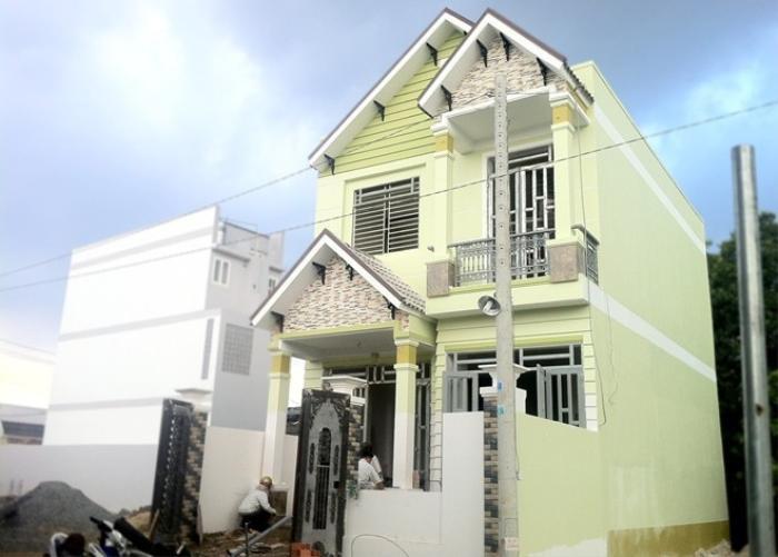 Biệt thự chỉ mất 4 tháng xây dựng, hoàn thiện, kèm theo dịch vụ thiết kế theo yêu cầu của khách hàng. Ảnh: Zen Nguyễn.