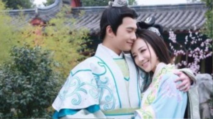 Khán giả Việt Nam biết đến Dương Dương qua bộ phimTân lạc thần truyền kỳ