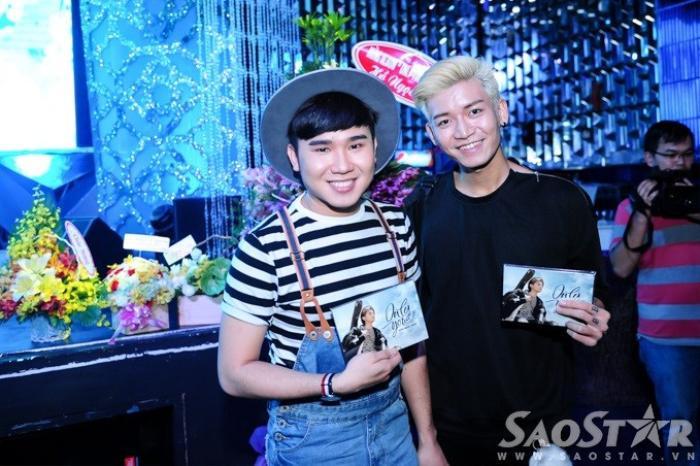 Tiến Công - BB Trần. Cả hai từng góp mặt trong MV Lời tỏ tình của Sơn Ngọc Minh và Hari Won.