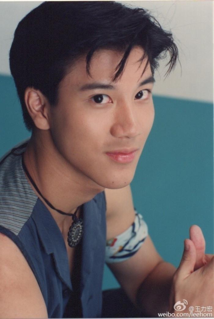 Vẻ đẹp nam tính của chàng thanh niên họ Vương.