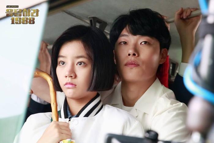Mối tình đơn phương không dám thổ lộ của Jung Hwan khiến người xem tiếc nuối khi bộ phim kết thúc.