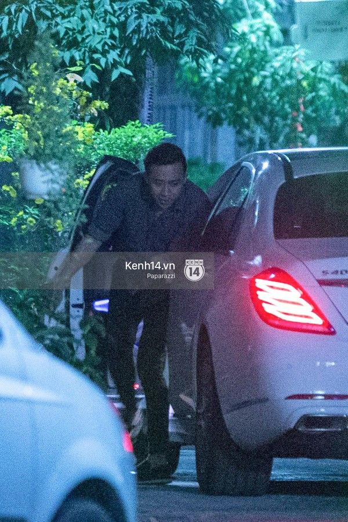 Trấn Thành đưa Hari Won về nhà ở Q. Phú Nhuận vào lúc 3h sáng