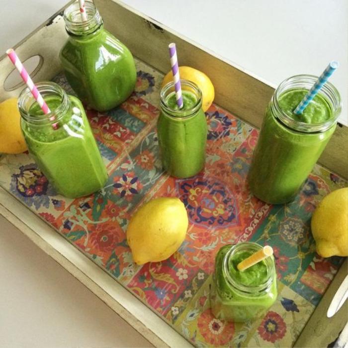 Mỗi ngày vài ly juice như thế này, đảm bảo trong vòng 4 tuần vòng eo của bạn sẽ nhỏ đi trông thấy.