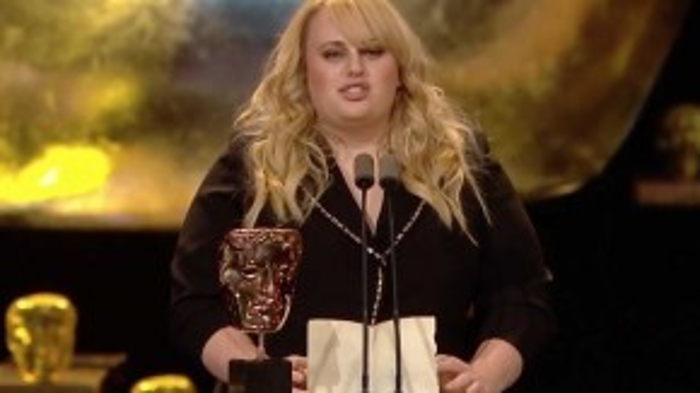 """""""Nàng béo"""" lên phát biểu khi nhận được đề cử cho giải BAFTA mặc dù không thắng giải. Cô đã thu hút được sự chú ý của công chúng cho những vai diễn của mình, đồng thời được giới phê bình đánh giá cao."""