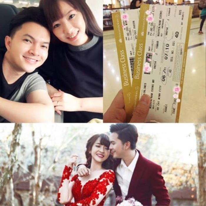 Hình ảnh mới nhất của vợ chồng Nam Cường - Phương Thảo.