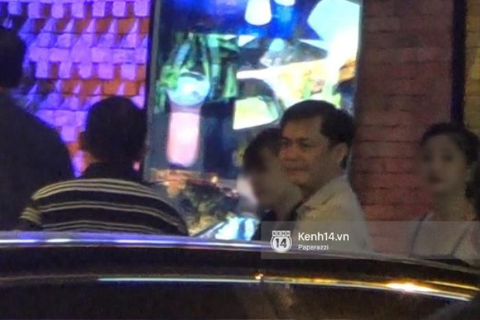 Chu Đăng Khoa có mặt trong sự kiện tối qua tại Tp.HCM