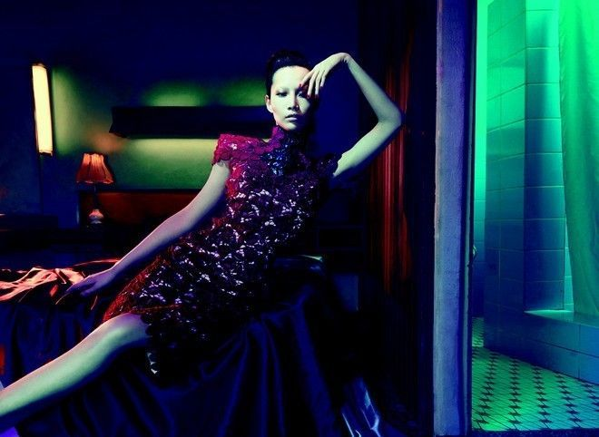 Katerina Chang Harpers Singapore Oct 2011 Georges Antoni Frockwriter
