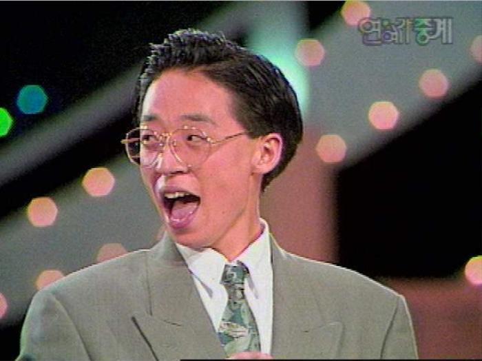 """Yoo Jae Suk """"ngố tàu"""" thuở mới vào nghề."""