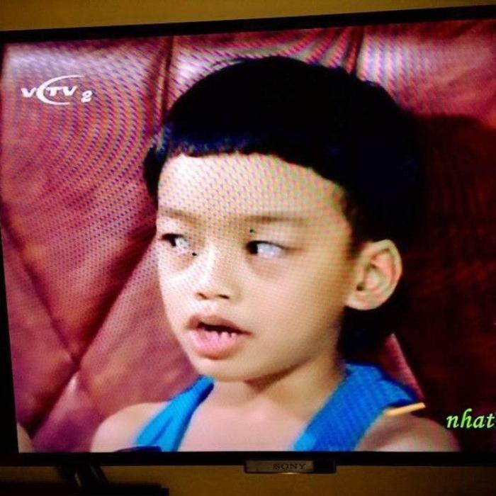 Hình ảnh ngày xưa của Hà Duy.