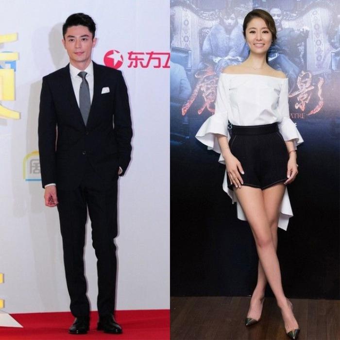 Gu thời trang thể hiện sự ăn ý của cặp đôi đẹp mới thuộc làng giải trí Hoa ngữ.