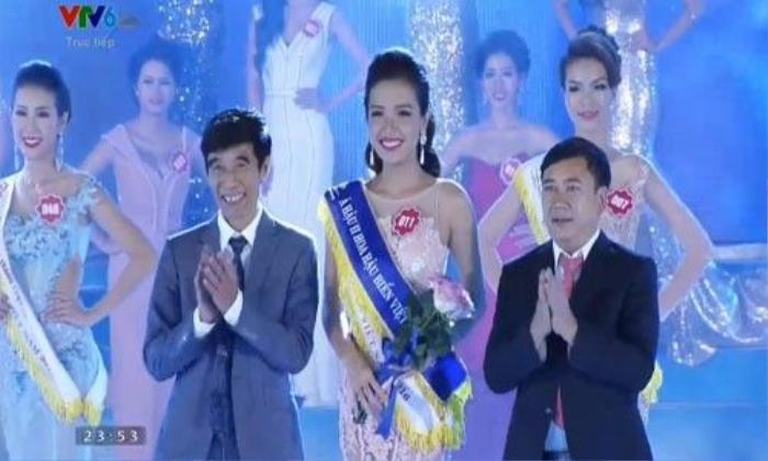 Á hậu 2 - Phạm Đình Khánh Phương.