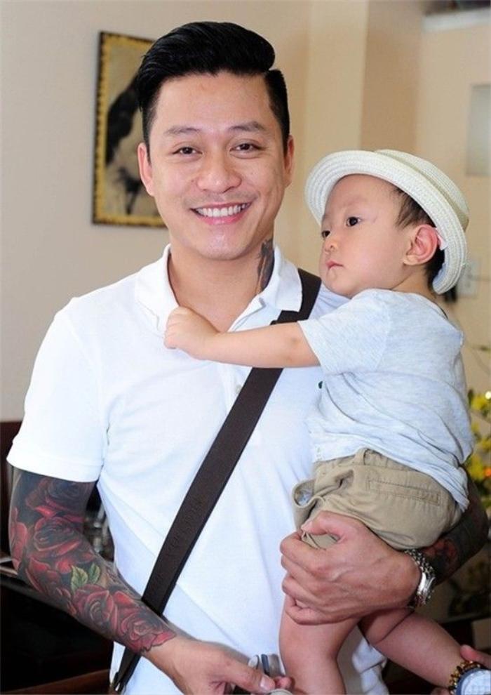 Bé Su Hào đã khiến Tuấn Hưng trở thành một người hoàn toàn khác.