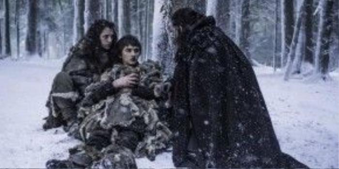 Bran được cứu mạng ngay phút chót.